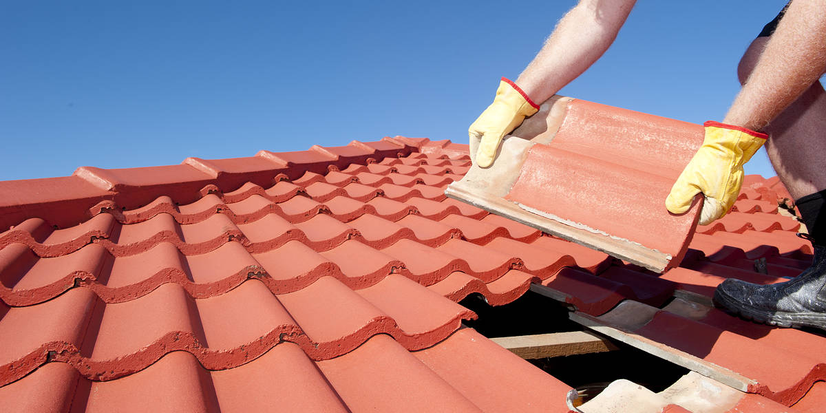 Roof repairs in Putney, Fulham and Wandsworth